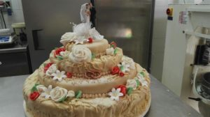 torta nuziale 3 piani